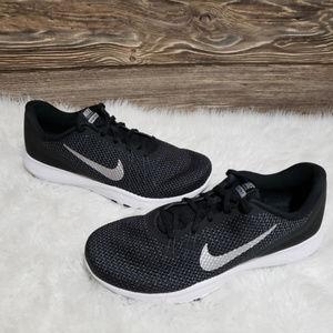 Nike Shoes - New Nike Flex Training Black Running Shoes